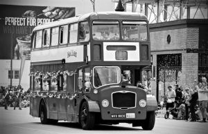 picture of london bus
